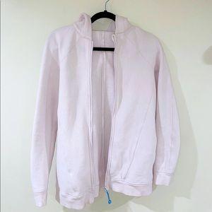 ivivva  light pink jacket